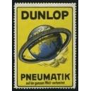 Dunlop Pneumatik auf der ganzen Welt verbreitet (Weltkugel)