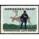 Norddeutscher Lloyd Bremen Norwegen - Fahrt (ohne Datum)