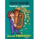 Loterie Nationale Tranche de la Musique Tirage 4 Octobre