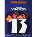 Loterie Nationale Tranche du Vendredi Tirage Lundi 16 Mai