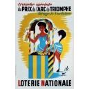 Loterie Nationale Tranche Prix de l'Arc de Triomphe ...
