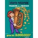 Loterie Nationale Tranche de la Musique Tirage 12 Septembre