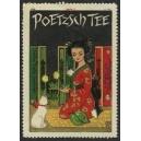Poetzsch Tee Serie 1 No. 06 (Japanerin, Katze)