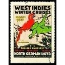 North German Lloyd West Indies Winter Cruises