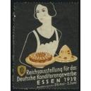 Essen 1932 Reichsausstellung ... Konditorengewerbe