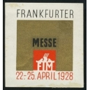 Frankfurt 1928 Messe April (WK 01)