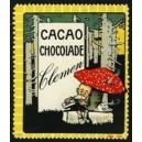 Clemen Cacao Chocolade (Zwerg unter Fliegenpilz - WK 01)