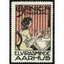 Danica Chocolade Elvirasminde Aarhus (Frau am Tisch)