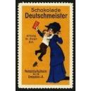 Deutschmeister Schokolade ... (Frau mit Kind - WK 01)