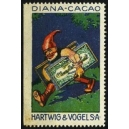 Hartwig & Vogel Diana-Cacao (Zwerg mit 2 Tafeln)