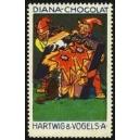Hartwig & Vogel Diana-Ccocolat (2 Zwerge, Packung, Katze)