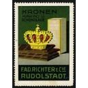 Kronen Kakao u. Schokolade ... (Krone auf 4 Tafeln)