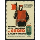 Milano 1927 Settimana Italiana delle Industrie del Cuoio ...
