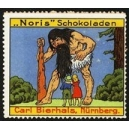 Noris Schokolade Carl Bierhals Nürnberg (Rübezahl)