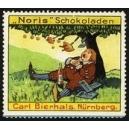 Noris Schokolade Carl Bierhals Nürnberg (Schlaraffenland)