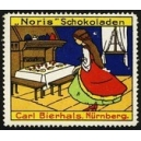 Noris Schokolade Carl Bierhals Nürnberg (Schneewittchen)