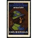Noris Schokolade erquickt im Herbst Carl Bierhals Nürnberg