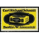 Schmidt Berlin (Packung auf gelb)