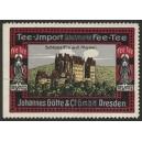 Götte Dresden Fee-Tee Schloss Elz a. d. Mosel (rot)