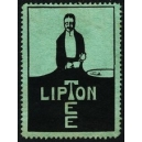 Lipton Tee (Mann - schwarz/grün)