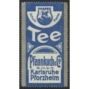 Pfannkuch & Co. Karlsruhe Pforzheim (blau - Schrift)