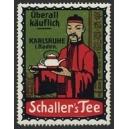 Schaller's Tee Karlsruhe (Chinese mit Kanne - grün)