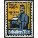 Schaller's Tee Karlsruhe (Chinese mit Kanne - orange)