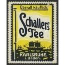 Schaller's Tee Karlsruhe (Schiff - gelb)