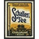 Schaller's Tee Karlsruhe (Schiff - gelbbraun)