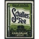 Schaller's Tee Karlsruhe (Schiff - grün)