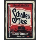 Schaller's Tee Karlsruhe (Schiff - rot)