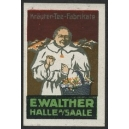 Walther Halle a/Saale Kräuter-Tee-Fabrikate (WK 01)