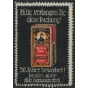 Weber Alpen-Kräuter-Tee Bitte verlangen Sie ... (WK 01)