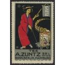 Zuntz Tee Bonn, Berlin, Hamburg (Serie 2 - 25)