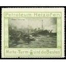 Turm Petroleum Heizöfen (WK 06 - Hamburg Partie im Hafen)