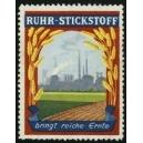 Ruhr-Stickstoff bringt reiche Ernte (WK 01)