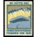 Ski Hütte des Schneeschuhvereins München 1893 (03 - grau blau)