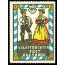 Augsburg 1913 Volkstrachten Fest (WK 01)