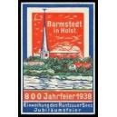Barmstedt in Holstein 800 Jahrfeier 1938 ...
