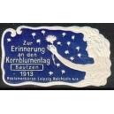 Bautzen 1913 Kornblumentag ... (blau/weiss)