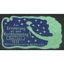 Bautzen 1913 Kornblumentag ... (blau/türkis)