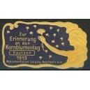 Bautzen 1913 Kornblumentag ... (blau/braun)
