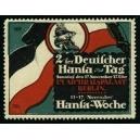 Berlin 2ter Deutscher Hansa-Tag ... (WK 01)