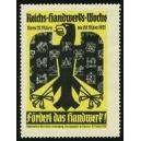 Berlin 1931 Reichs-Handwerks-Woche ... (WK 01)