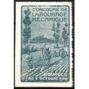 Bourges 1912 Concours de labourage mécanique (blau)