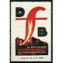 Breslau 1928 20. Deutscher Feuerwehrtag ... (WK 01)