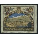 Cannstadt 1912 Volksfest ... (WK 04)