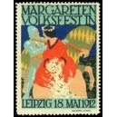 Leipzig 1912 Margareten Volksfest (WK 01)
