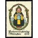 München 1912 Heckenröschentag (Kindl)