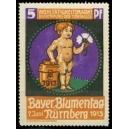 Nürnberg 1913 Bayr. Blumentag ... (Kind)